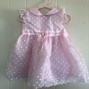 Youngland Girls Dress Sz 12Mth